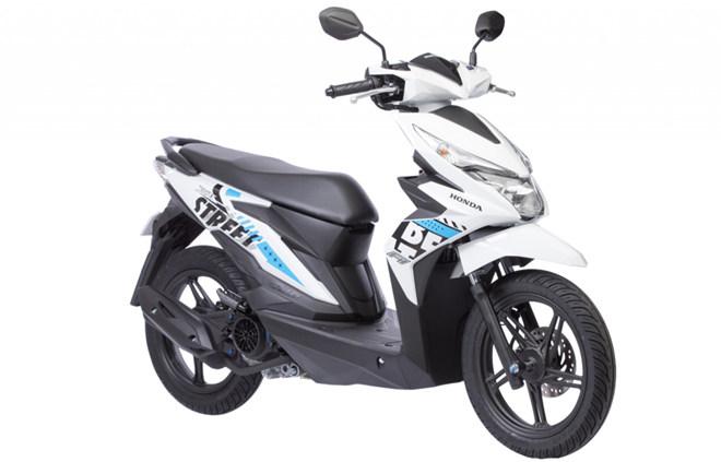 Honda BeAT 2019 thêm nhiều tùy chọn