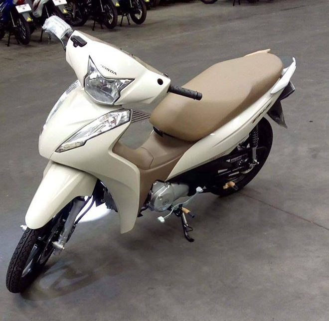 Honda Biz 125 EX xe tay ga sắp ra mắt tại Việt Nam